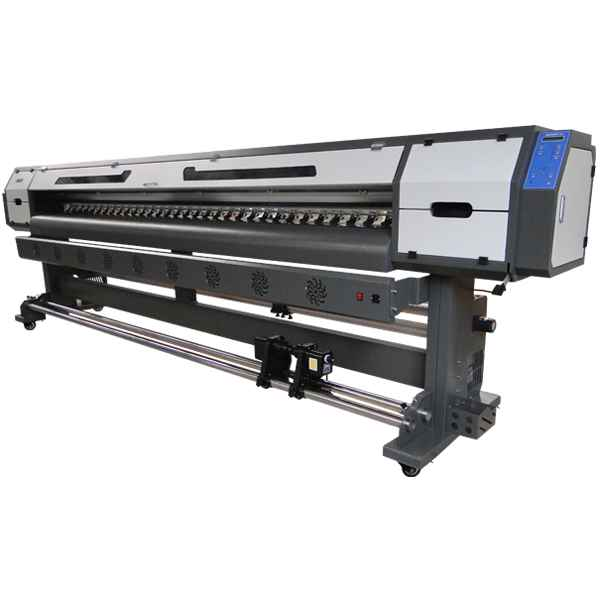 2016 Cheap New type 3.2m WER-ES3202 eco solvent printing machine