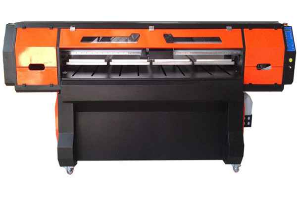 China Direct To Garment Digital Printer With DX7 Print Head Price